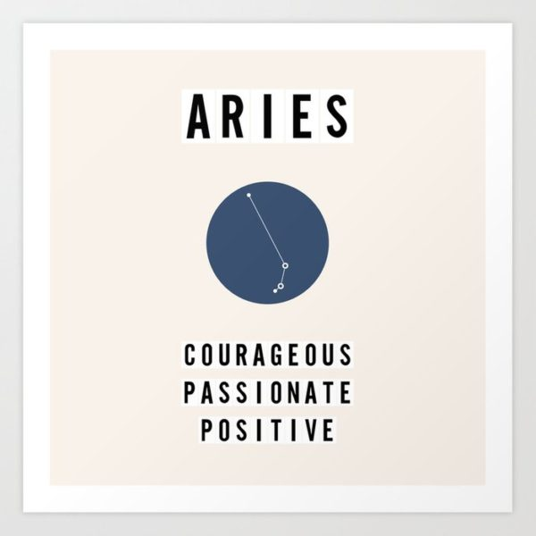 Aries birthday personality horoscope for March 22