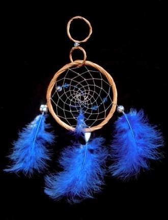 Dark Blue Amulet
