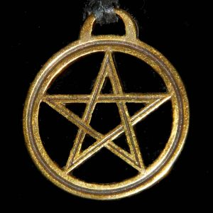 magical amulets pentagram