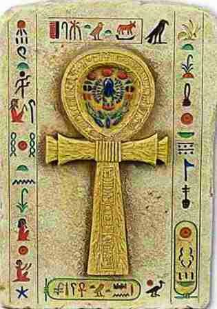 magical amulets - ankh