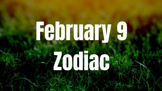 February 9 Aquarius Zodiac Sign Star Sign Compatibility Birthday Horoscope