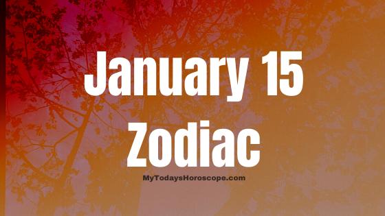 January 15 Capricorn Zodiac Sign Star Sign Compatibility Birthday Horoscope