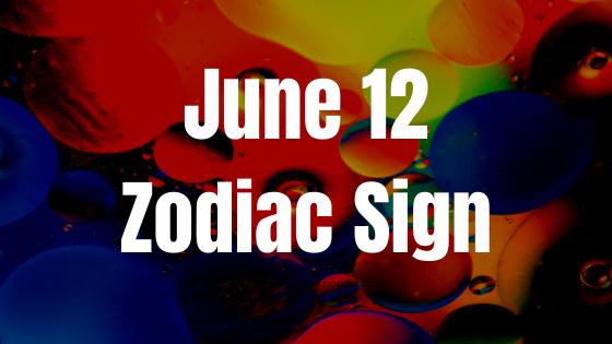 12 june zodiac 129519-12 june zodiac - Gambarsae7bq