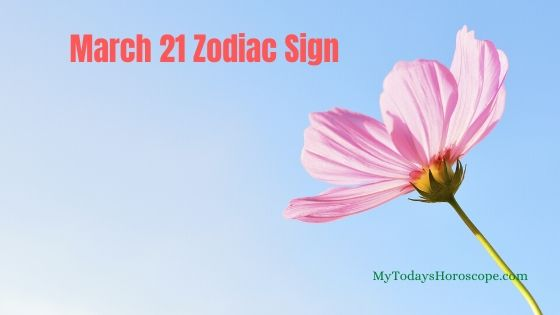 March 21 Zodiac Sign Compatibility Birthday Horoscope