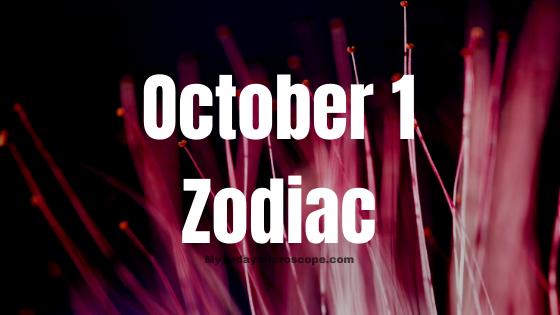 October 1 Libra Zodiac Sign Star Sign Compatibility Birthday Horoscope