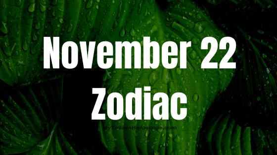 november-22-birthday-horoscope