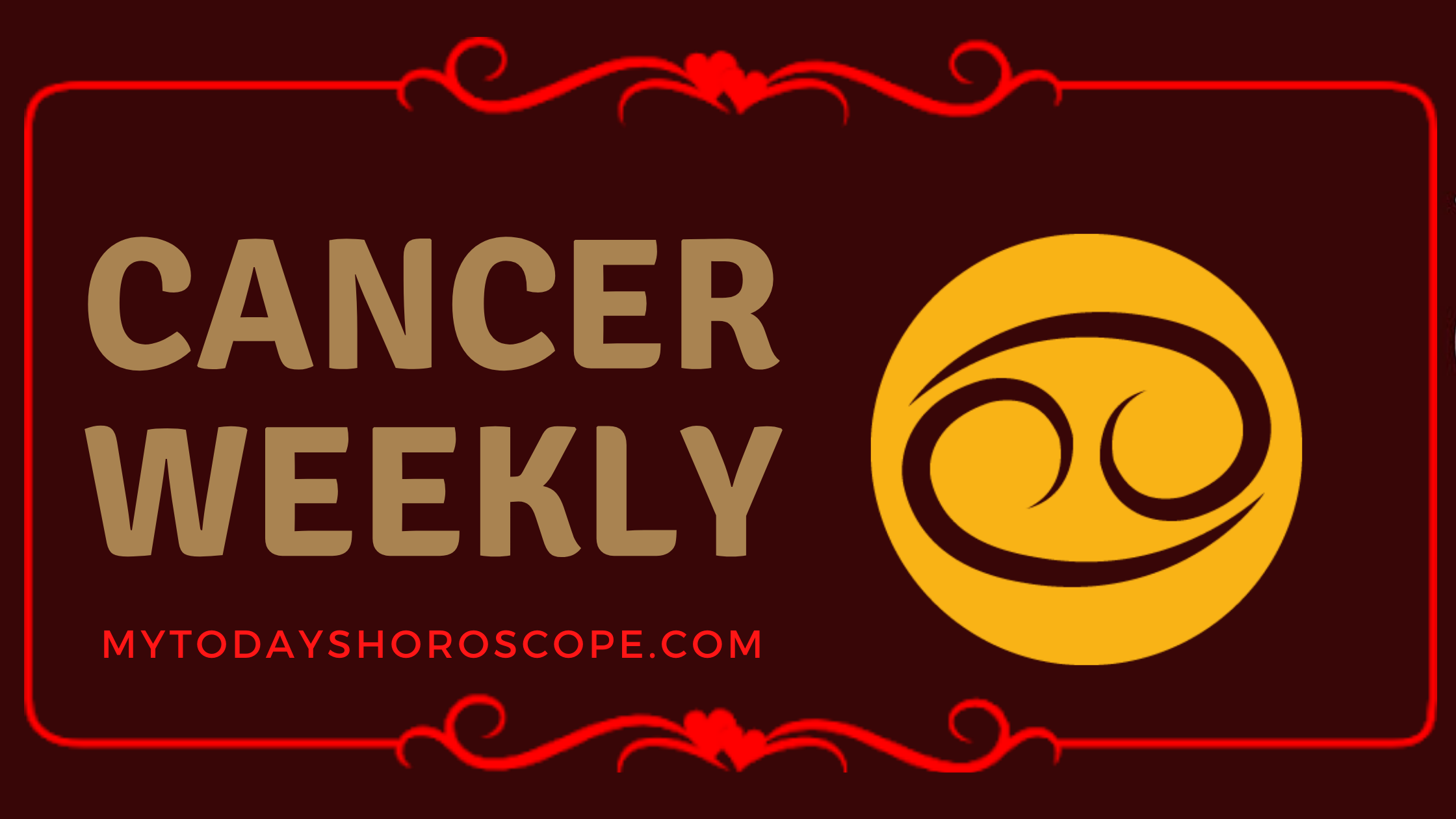Daily Love Cancer Horoscope, Daily Luck Cancer Horoscope, and Daily Career Cancer Horoscope