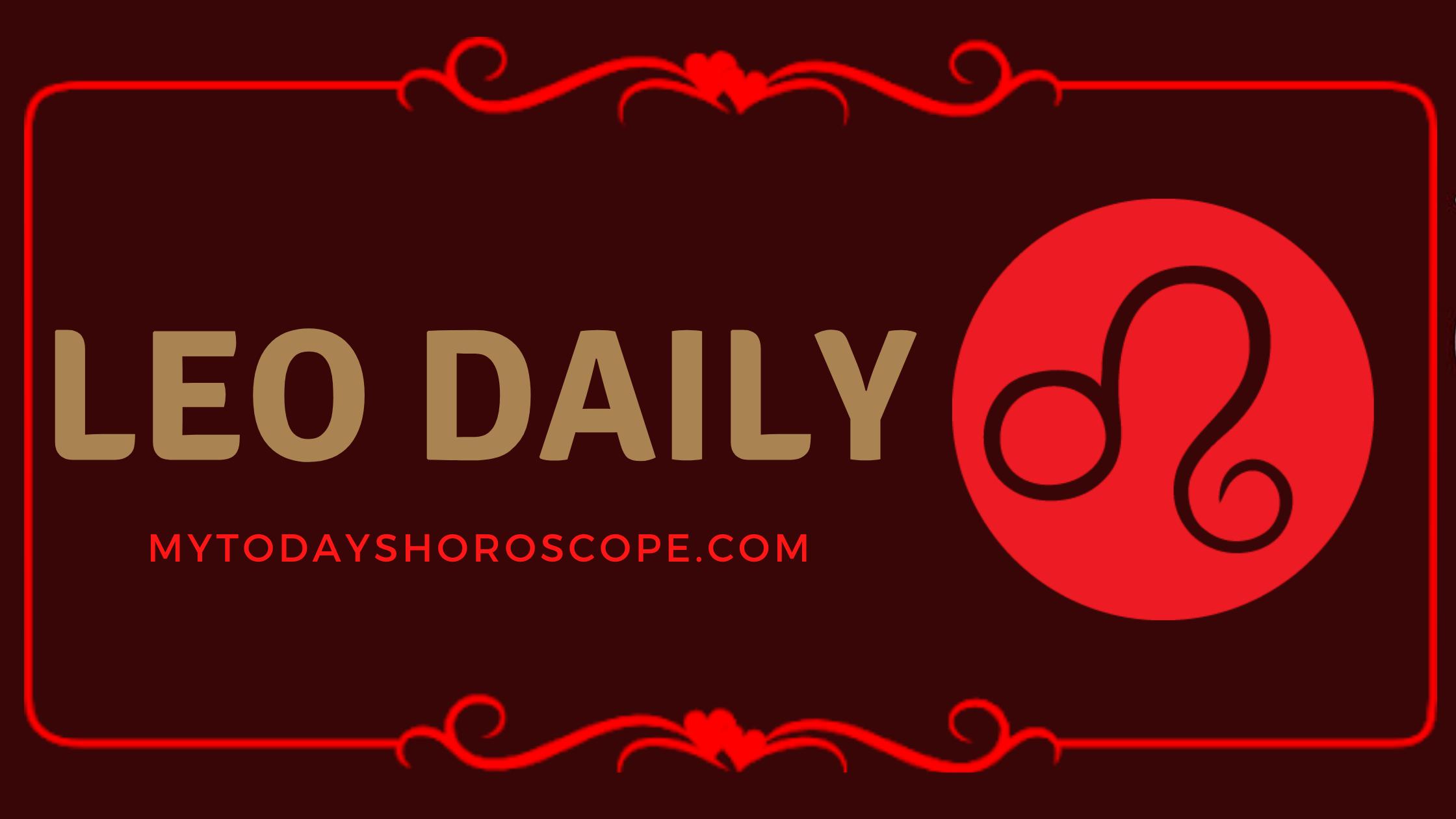 Daily Love Leo Horoscope, Daily Luck Leo Horoscope, and Daily Career Leo Horoscope