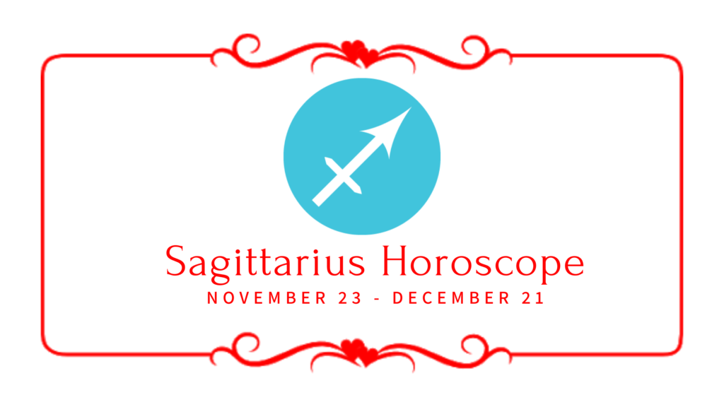 Sagittarius horoscope for birthday today