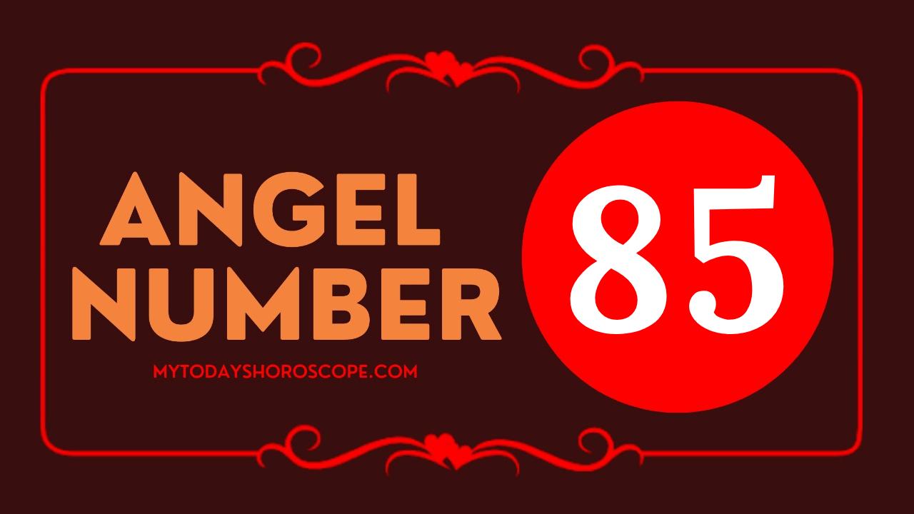 angel-number-85