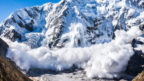 dream-meaning-of-avalanche
