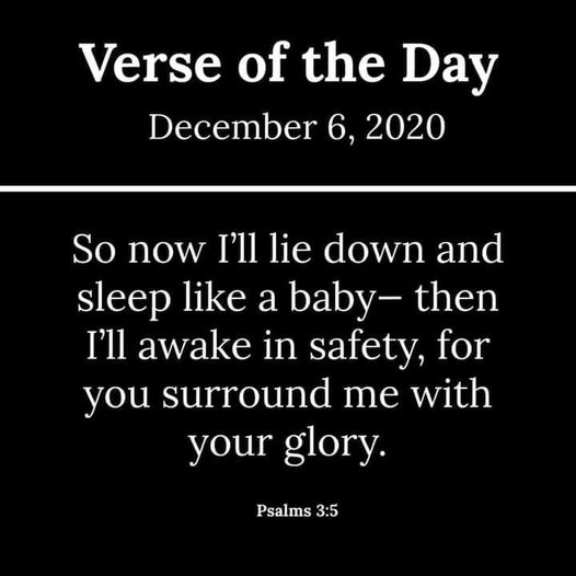 Psalms 3:5 Bible Verse Meaning Bible Gateway verse of the day